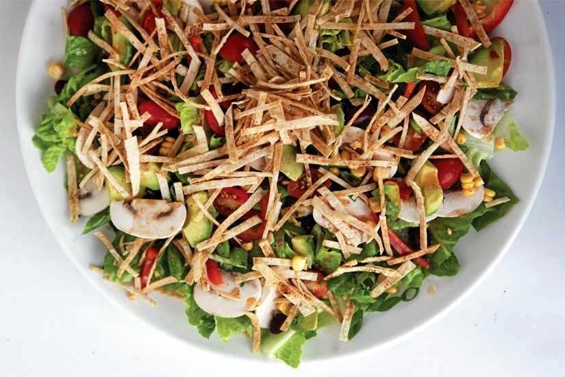 El Dorado Salad.