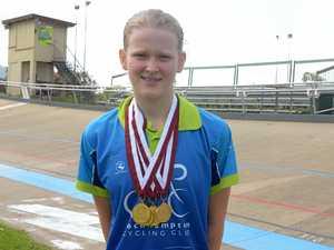Cycling's rising star and seasoned master strike gold