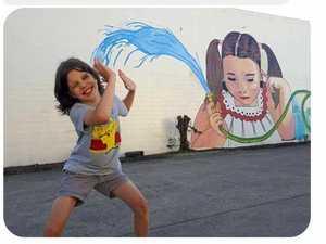 Nambour Street Art