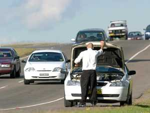 Why Gympie drivers made more than 5000 S.O.S calls last year