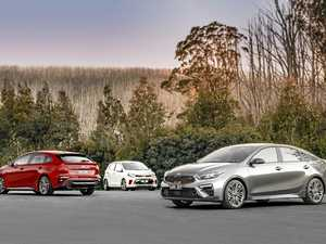 FIRST DRIVE: Kia brandishes two new sporting heroes