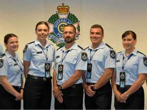 Find out how many new police recruits will hit CQ streets
