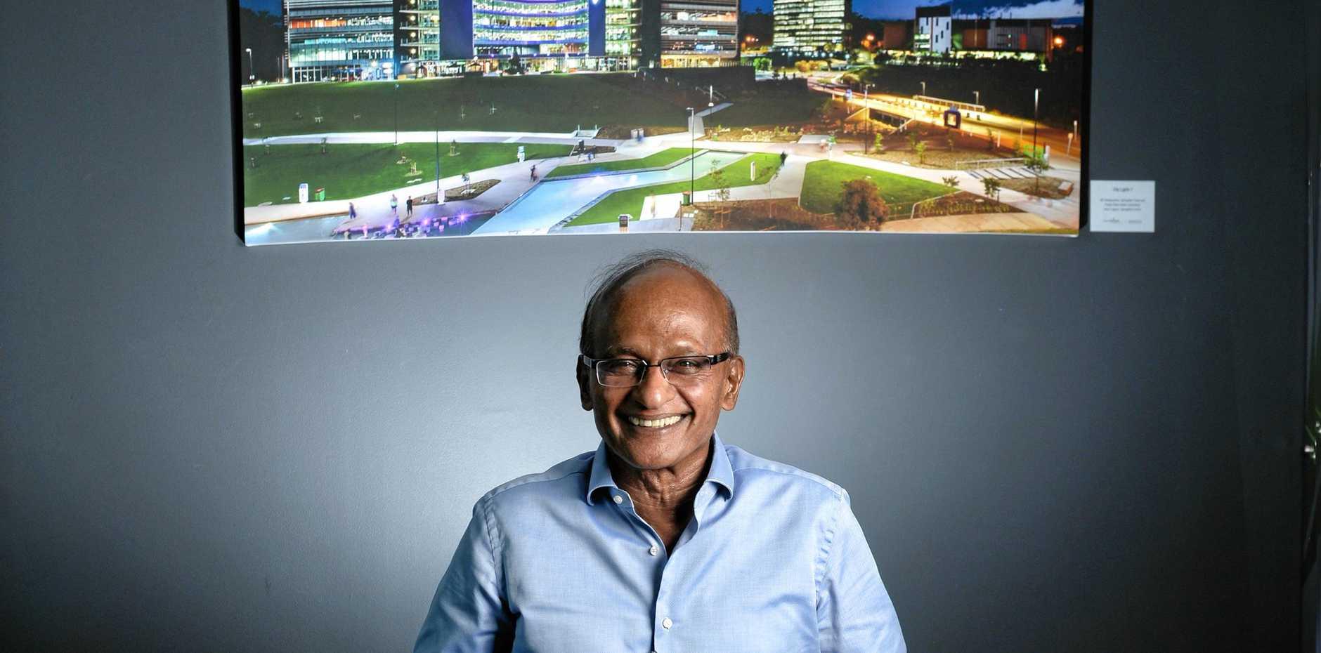 RICHLIST: Greater Springfield chairman Maha Sinnathamby is 39th on the rich list.