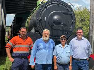 Major tourism project planned for steam train