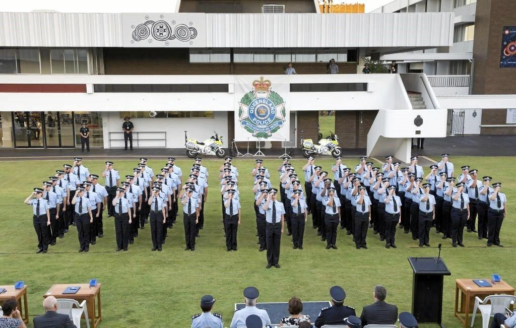 PROTECT AND SERVE: 78 new police officers will be stationed around the state, with seven to be situated around the Mackay district.