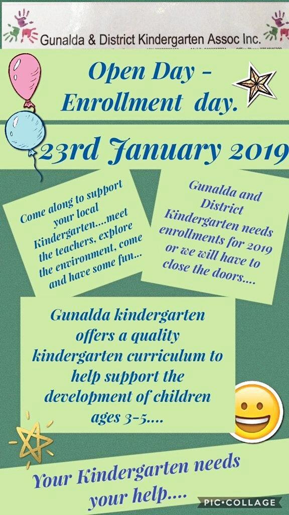 Gunalda kindergarten needs help