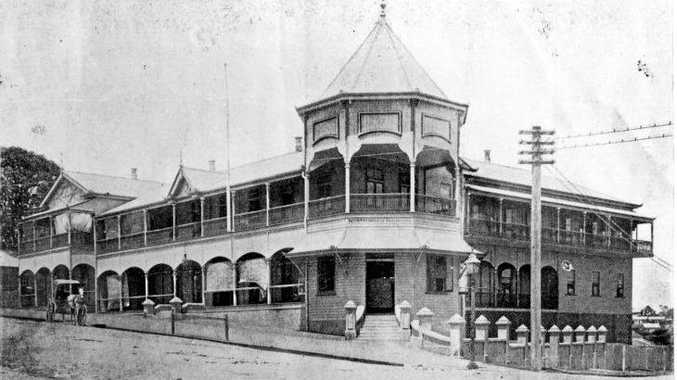 The night Gympie lost one of its most famous landmarks