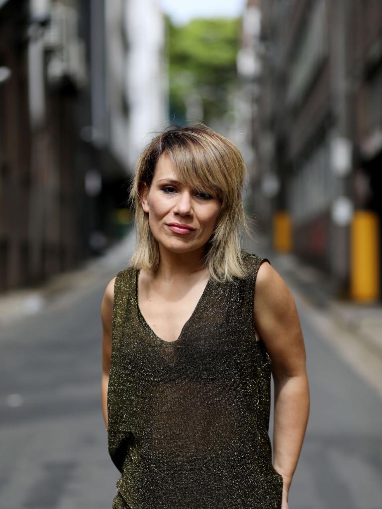Bachelor Girl's Tania Doko. Pic: Brianne Makin