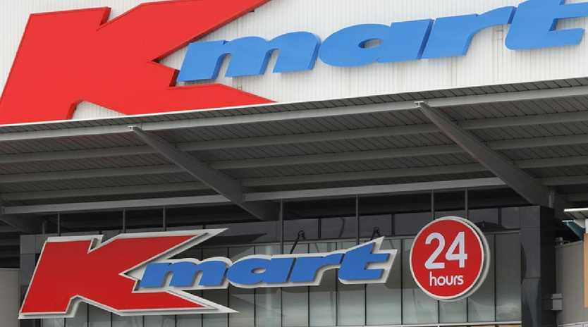 Kmart's sales growth has slowed down causing concern to owner Wesfarmers.