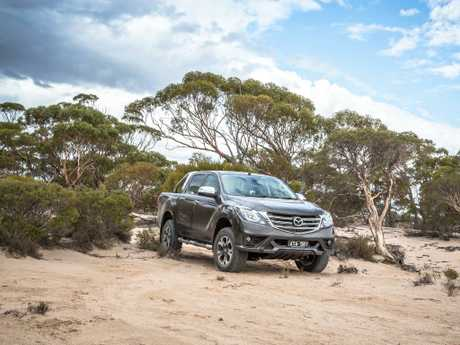 Mazda BT-50: Last year's model is averaging about $7000 off