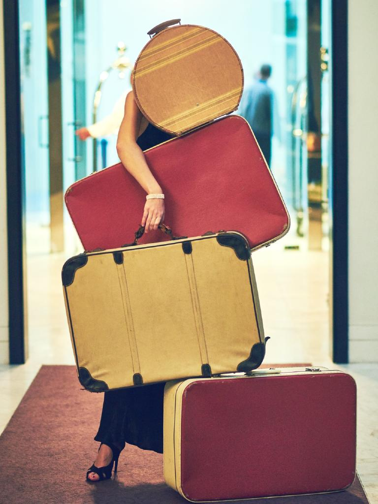 Pack your bags and book your leave, it's time for a year of travel! Picture: iStock