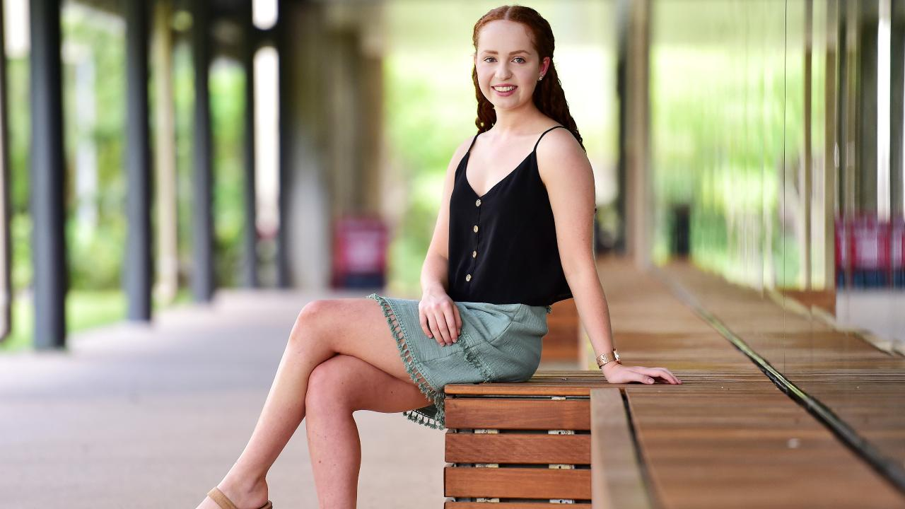 University undergraduates are choosing to shift away from the 'money' careers and study healthcare in droves this year.