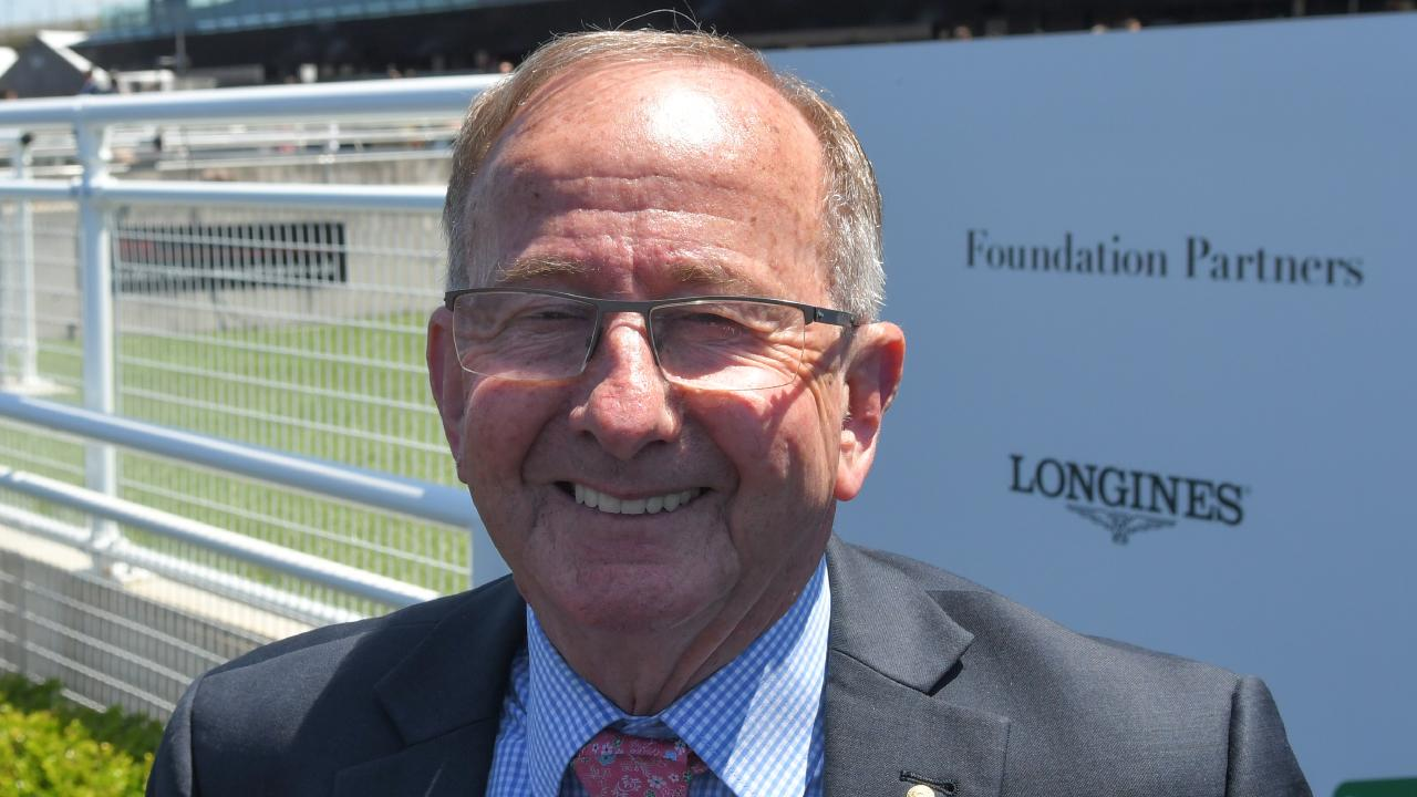 Trainer Ron Quinton is keen to test Ljungberg against the better three-year-olds this campaign. Picture: AAP
