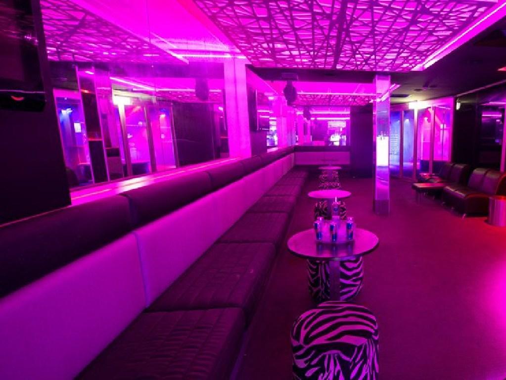 Alive Nightclub in Surfers Paradise.