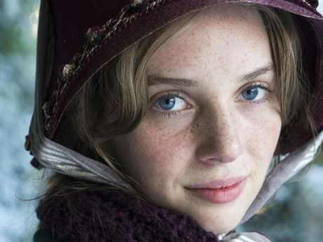 Maya Hawke in Little Women. Picture: Supplied