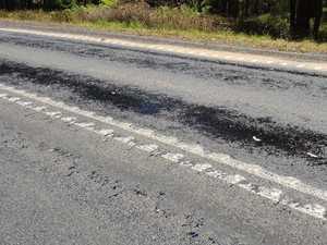 Roads melt as heatwave escalates