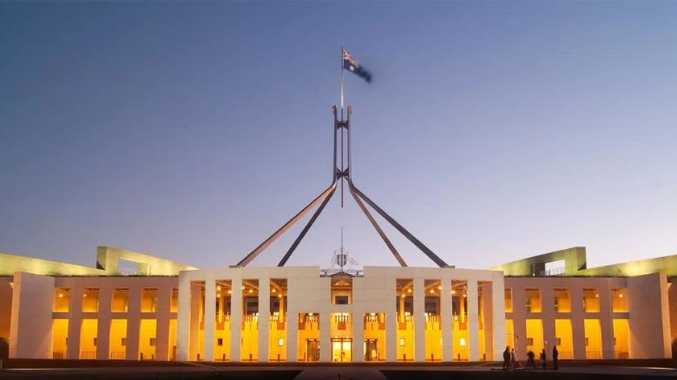 Parliamane House, Canberra.  Souce: Supplied