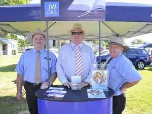 Andrew Green, John Jones and Peter Scott