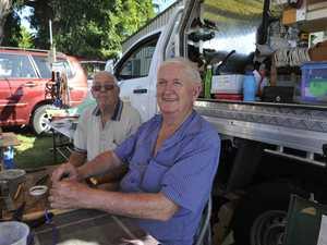 John Badcock and Tom Haynes