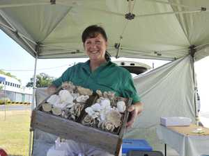 Lesa Yabsley from Broadridge Gourmet Mushrooms