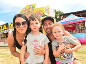Steve, Kate, Mia Cloete with Nicholas Deacon at the