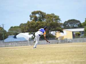 Fraser Coast Cricket A-Grade 40 Over, Bushrangers vs