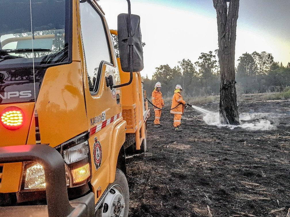 A rural fire brigade west of Toowoomba has lost several members over safety concerns.