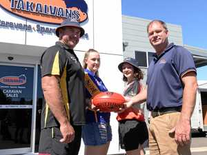 AFL Wide Bay secure sponsor for women's competition
