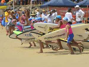 Yamba club braces for influx of nippers