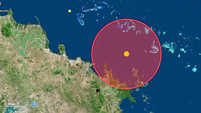Magnitude 3.9 earthquake rumbles the Whitsundays overnight