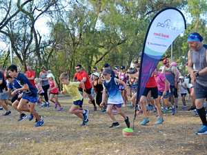Dalby Parkrun hosts 100 runners for 100th event