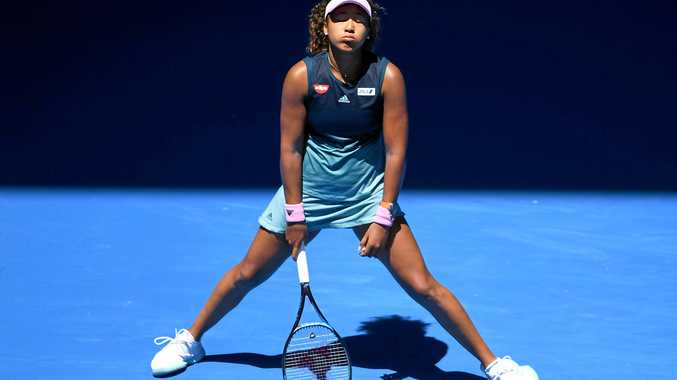 Naomi Osaka's Australian Open campaign remains alive. Picture: Lukas Coch/AAP