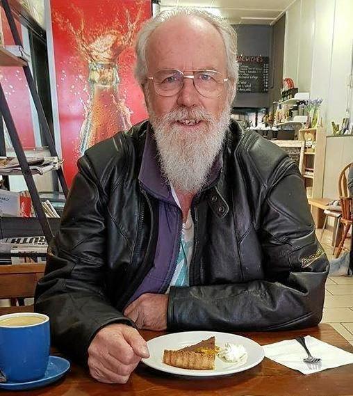 Retired Gympie bus driver John Garrott was killed in a motorbike crash in Veteran on Sunday.