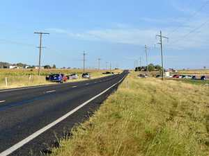 Sunflower field traffic crashes