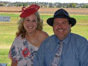 GO TRACKSIDE: Fashion on point at Cowboys Race Day