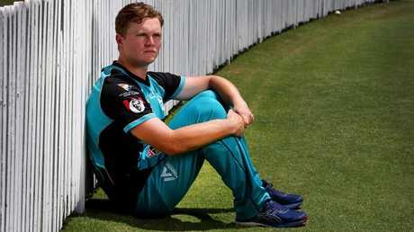 The Heat hope to keep the teenager in Brisbane. (Adam Head)