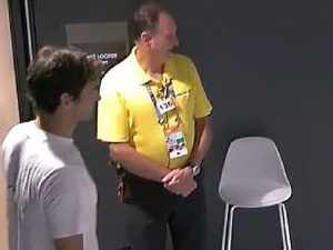 Hilarious Federer snub goes viral