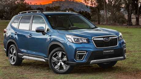 All Subaru Foreters come with all-wheel drive as standard.