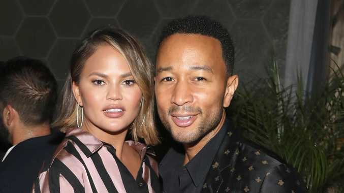 Chrissy and John spill on their  'biggest fight'