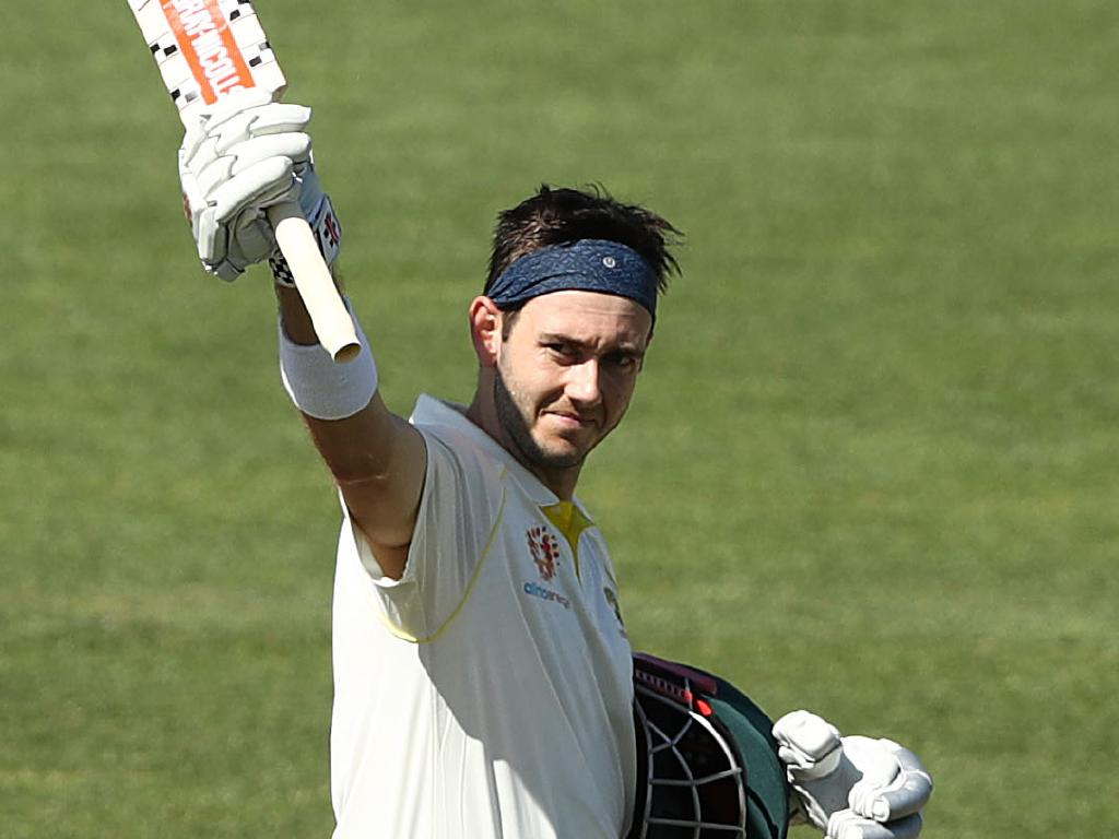Kurtis Patterson is loving his cricket at the moment.