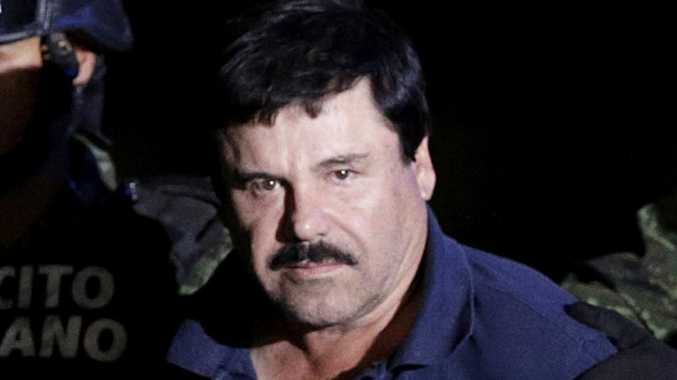 El Chapo's wife laughs at crying ex-lover