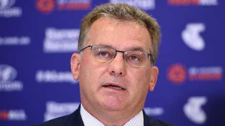 FFA chairman Chris Nikou. Picture: AAP