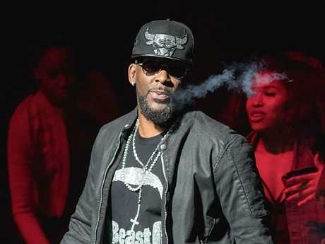 Singer-songwriter R Kelly and Sony Music have reportedly parted ways. Picture: WireImage