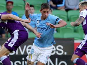 City and Glory share the spoils