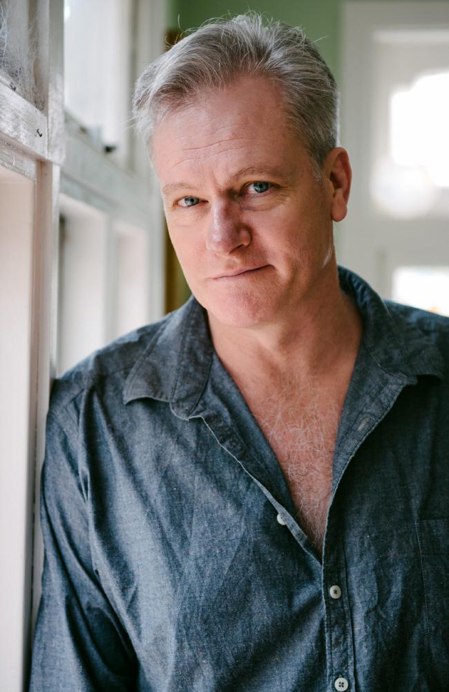 William McInnes: Never touch a woman in anger. Never.