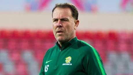 Matildas' coach Alen Stajcic has been sacked. Picture: Val Migliaccio