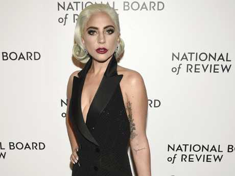 Lady Gaga has apologised for her collaboration with R Kelly since the documentary aired. Picture: AP