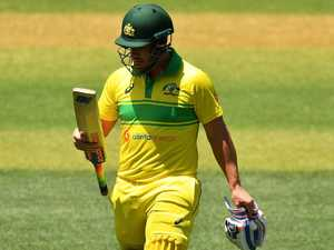 'Nowhere near': Finch's ODI 'weak link' admission
