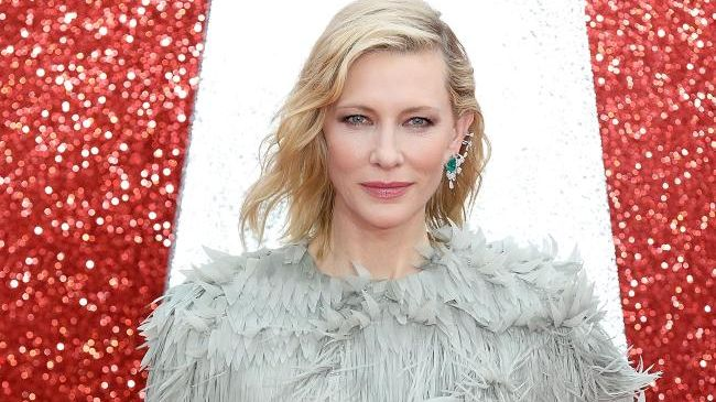 "Blanchett, who last appeared on stage in London seven years ago, earlier this month told the Guardian that ""some people might be enraged over the show. Picture: Tim P. Whitby/Getty"
