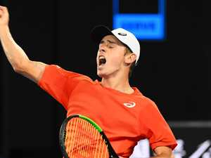 De Minaur, Millman named for Davis Cup singles